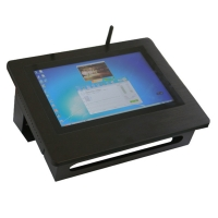 Wholesale 10points PCAP 1000nits Industrial Touch Panel PC Ubuntu System from china suppliers