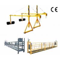 Wholesale High Working Suspended Platform Cradle Scaffold Systems Building Cleaning from china suppliers