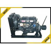 Wholesale 4 . 33 L Stationary Diesel Engine With Clutch ,  48 KW  Industrial Diesel Engines 2000 Rpm from china suppliers