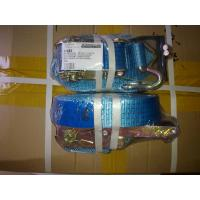 Wholesale Lightweight  Ratchet Tie Down Straps EN12195-2 Standard With Blue Label from china suppliers