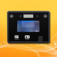 Wholesale Eye Scanning Biometric Time Attendance System With 1.2G Dual Core CPU from china suppliers