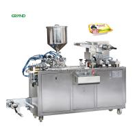Wholesale Mini Blister Packing Machine DPP 80 Fully Automatic Butter Packaging 480kg from china suppliers