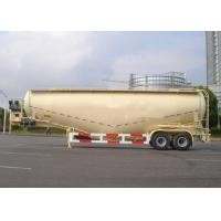 Wholesale 3 Axles Pneumatic Dry Bulk Trailers 60000L For Charcoal Powder Transport from china suppliers