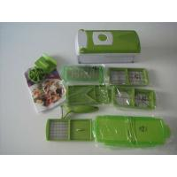 hot sale nicer dicer plus genius as seen on tv chopper vegetable slicer of item 98085395. Black Bedroom Furniture Sets. Home Design Ideas