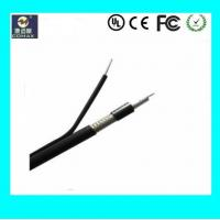 Wholesale RG6 Coaxial cable with messenger from china suppliers
