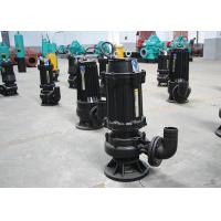 Wholesale Lake Rain Dirty Water Submersible Sewage Pump IP68 Resistant 11kw 15hp from china suppliers