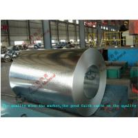 Wholesale ASTM A653 JIS 3302 EN10143 Hot Dip Galvanized Steel Coil with 508mm Coil ID for Roof / Outer Wall from china suppliers