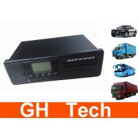 Wholesale RS232 / 485 Interface GPS Digital Tachograph , Black Vehicle Data Recorder from china suppliers