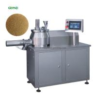 Wholesale High Efficiency Super Mixer Wet Granulator Machine For Pharmaceutical from china suppliers