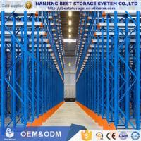 Wholesale Save storage space High quality Steel selective drive in pallet rack for warehouse storage from china suppliers