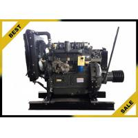 Wholesale 90hp 100hp 120hp 150hp 2000rpm 6105 Diesel Engine Stationary With Big Clutch Belt Pulley from china suppliers