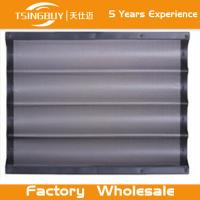 Wholesale Factory high quality bread baking aluminum sheet-rectangular baking tray-non-stick french baguettes baking tray from china suppliers