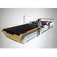 Wholesale CNC Steel Plate Welded Cloth CO2 Laser Cutting Machine Computer Controlled from china suppliers