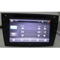 China Ouchuangbo autoradio DVD GPS double din stereo Renault Megane 2 Dutch Russia language on sale