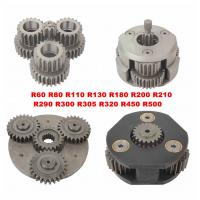 Wholesale Hyundai R140-7 travel reduction cluster gear carrier assembly xkah-00356 from china suppliers