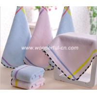 Wholesale Personalized cotton terry beach printed hand towels for sale from china suppliers