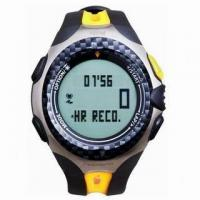 Profession heart rate monitor&pedometer
