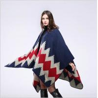 Buy cheap Fashional good quality Europe and USA style stripe printed shawl from wholesalers