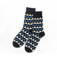 Buy cheap Winter Thick Knitting Mens Crew Socks , Cotton Socks For Men Sweat Absorbent from wholesalers