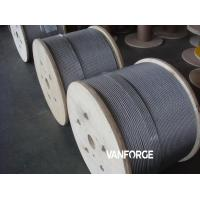 Wholesale 6x36 FC IWRC Construction Wire Rope Stainless Steel 316 , Marine Wire Rope from china suppliers