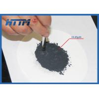 Wholesale 10.45 Micron Tungsten Carbide Powder with 99.8% WC , Apparent Density 5.11 g / cm 3 from china suppliers
