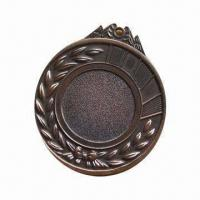 Wholesale Trophy/Medal, Made of Zinc Alloy, OEM Orders are Welcome from china suppliers