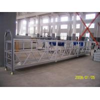 Wholesale Steel Aerial Lifting Powered Suspended Platform Cradle 800 Rated Load from china suppliers