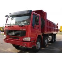 Wholesale Sinotruk Howo Tipper Dump Truck Heavy Duty 8x4 Front / Bottom Dump Type from china suppliers