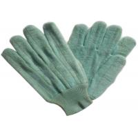 Wholesale Dark Color Heat Resistant Gloves Customized Logo Printed For Glass Industry from china suppliers
