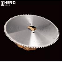 Wholesale Frame Profile Pcd Saw Blades , Diamond Tip Blade 100T 120T Long Service Life from china suppliers