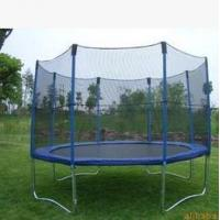 Trampoline With Galvanized Springs Quality Trampoline