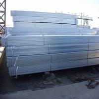 Wholesale BS1387 ERW Hot Dip Galvanized Steel Square Pipe for Construction from china suppliers