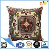 Wholesale Custom OEM Wholesale Decorative Pillow Cover , Square Modren Throw Pillows With Polyester Or Cotton from china suppliers