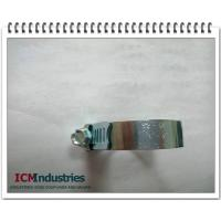Wholesale stainless steel hose clamps from china suppliers