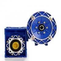 Wholesale NMRV RV Ratio 20/1 56C Worm Reduction Gearbox With Double Shaft 50Hz Frequency from china suppliers