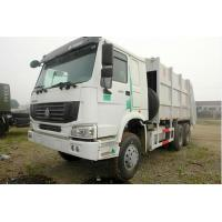 Wholesale 6x4 Euro II Emission Standard Trash Compactor Truck , Compact Garbage Truck 12m3 from china suppliers