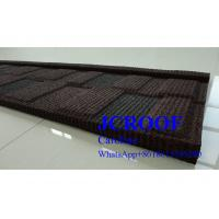 Wholesale JCROOF  0.42mm Thickness Stone Coated Roofing Tiles For Structure Building from china suppliers