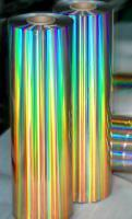Quality Holographic Hot Stamping Foil for Pacakging Material for sale