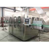 Buy cheap Automatic 500ml Glass Bottle Carbonated Energy Drink Filling Machine For from wholesalers