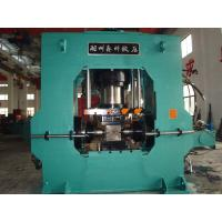 Auto 200 Ton Hydraulic Extrusion Press For Copper Tee Elbow Plumbing HY33
