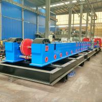 Wholesale Customize Metal Cable Support System / Solid Cable Tray Making Machine 20 Stations from china suppliers