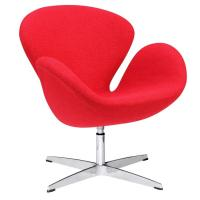 Wholesale Modern Swivel Hotel Lounge Chairs 72*64*81cm With Aluminium Alloy Base from china suppliers