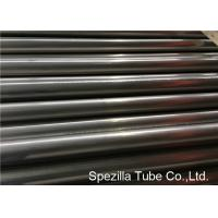 Quality Hydraulic Welded Stainless Steel Tube ASTM A269 TP316 Round Mechanical Tubing 6.35MM - 50.8MM for sale