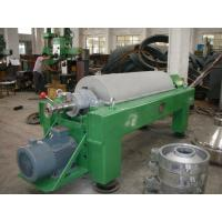 Wholesale Antifriction Horizontal Decanter Centrifuge Anticorrosion Stainless Helical Pusher from china suppliers