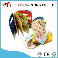 Wholesale Pop Up Shape Book Round Corner Educational Children'S Hard Books from china suppliers