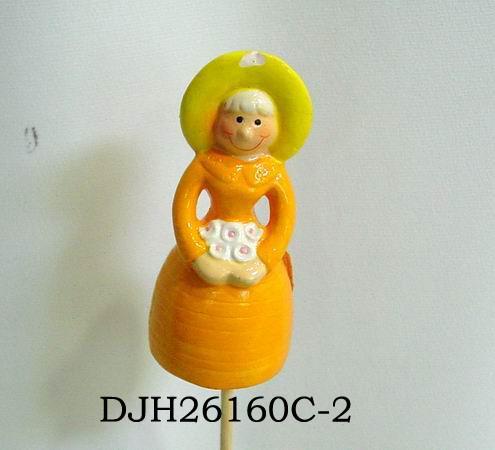 Quality Mother day item, figurine, vase (ceramic) for sale