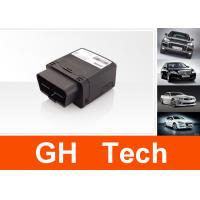 Wholesale Best obd2 scanner tracker850/900/1800/1900 MHz Portable OBD2 GPS tracker for car service operation market from china suppliers