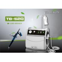Buy cheap Portable Oxygen Jet Peel Machine For Facial Whitening / Oily Skin Reduction CE from wholesalers