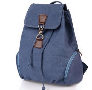 Japanese new retro shoulder bag backpack men and women fashion bag wave packet
