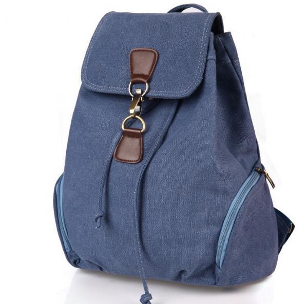 Quality Japanese new retro shoulder bag backpack men and women fashion bag wave packet for sale
